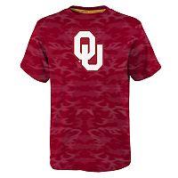 Boys 4-7 Oklahoma Sooners Vector Dri-Tek Tee
