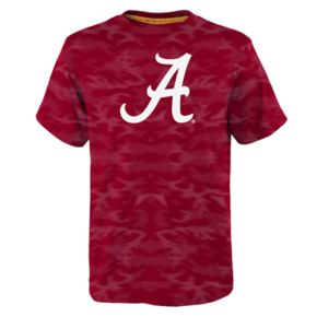 Boys 4-7 Alabama Crimson Tide Vector Dri-Tek Tee