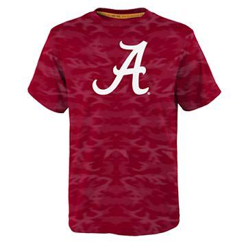 Boys 4-7 Alabama Crimson Tide Vector Dri-Tek Tee