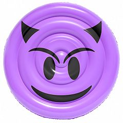 Sportsstuff Emoji Devil Happy/Sad Pool Float