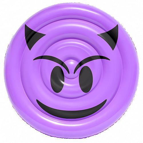 Sportsstuff Emoji Devil Happy/Sad Pool Float