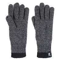 Men's Heat Holders Flat-Knit Gloves