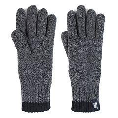 Men's Heat Holders Flat-Knit Gloves