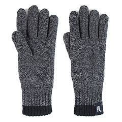 cc3fc43345a Men s Heat Holders Flat-Knit Gloves