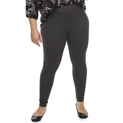 Plus Size SONOMA Goods for Life™ Jersey Leggings