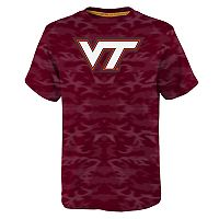 Boys 4-7 Virginia Tech Hokies Vector Dri-Tek Tee