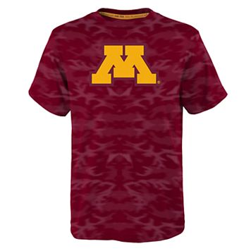 Boys 4-7 Minnesota Golden Gophers Vector Dri-Tek Tee