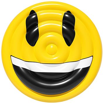 Sportsstuff Emoji Grin/Grimace Pool Float