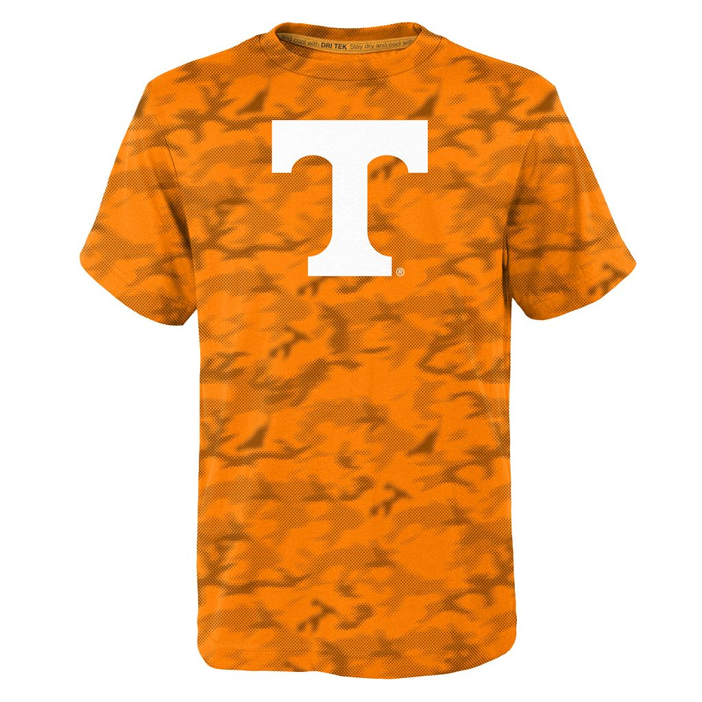 Boys 4-7 Tennessee Volunteers Vector Dri-Tek Tee