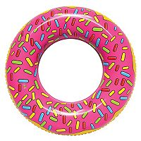 Sportsstuff Strawberry Donut Pool Float