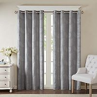 Madison Park Colette Paisley Jacquard Window Curtain