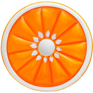 Sportsstuff Orange Slice Pool Float