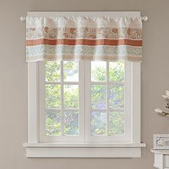 Madison Park Vanessa Window Valance