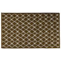 Madison Diamond Pattern Trellis Rug