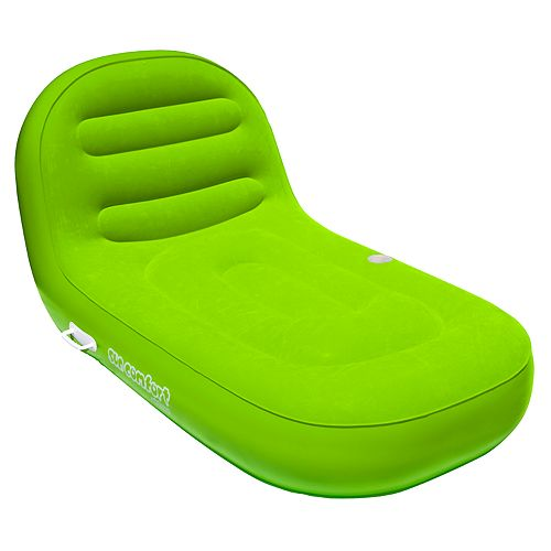 Sun Comfort Cool Suede Chaise Lounge