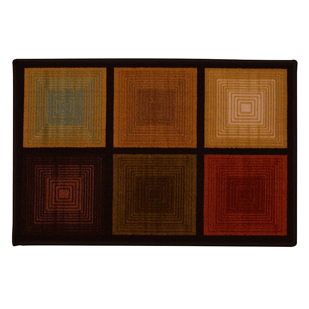 Madison Optics Geometric Rug