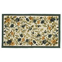Madison Tapestry Floral Rug