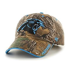 Adult '47 Brand Carolina Panthers Frost Realtree Adjustable Cap