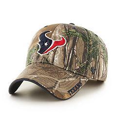 Adult '47 Brand Houston Texans Frost Realtree Adjustable Cap