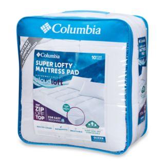 Columbia 5-Sided Microfiber Mattress Pad