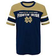 Boys 4-7 Notre Dame Fighting Irish Loyalty Tee