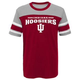 Boys 4-7 Indiana Hoosiers Loyalty Tee
