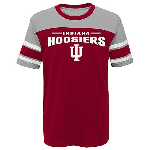 Boys 4-7 Indiana Hoosiers Loyalty Tee