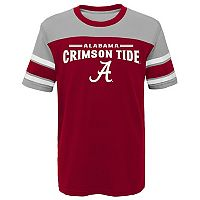 Boys 4-7 Alabama Crimson Tide Loyalty Tee