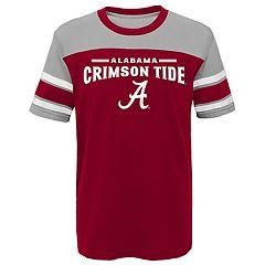 Boys 4-7 Alabama Crimson Tide Loyalty Tee