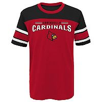 Boys 4-7 Louisville Cardinals Loyalty Tee