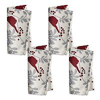 The Big One® Cardinal Print Napkin 4-pk.