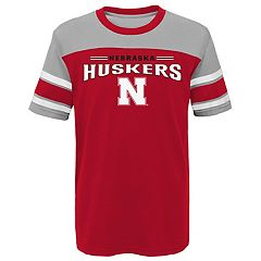 Boys 4-7 Nebraska Cornhuskers Loyalty Tee