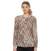 Women's Dana Buchman Button-Down Blouse