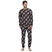 Men's Marvel Deadpool Space Icon Tee & Lounge Pants Set
