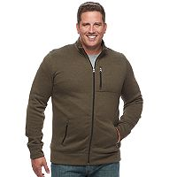 Big & Tall SONOMA Goods for Life™ Full-Zip Fleece Jacket