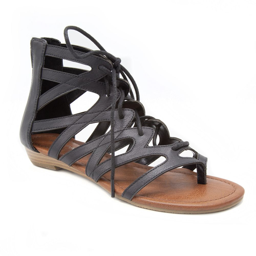 outlet get authentic Rampage Santini Women's ... Sandals free shipping shopping online discount low shipping KhZIKV8
