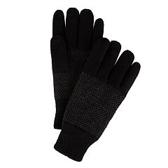 Men's Van Heusen Birdseye Gloves