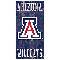 Arizona Wildcats Heritage Logo Wall Sign