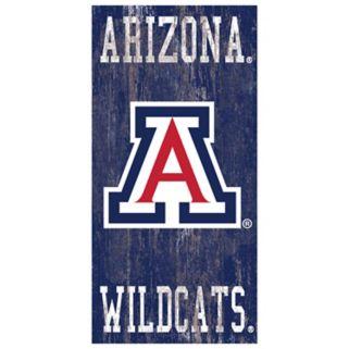 Arizona Wildcats Heritage Logo Wall Sign