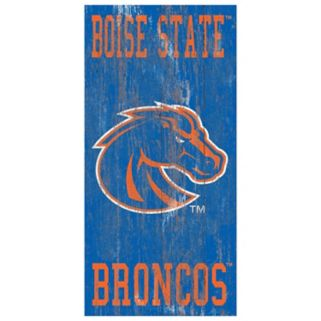 Boise State Broncos Heritage Logo Wall Sign