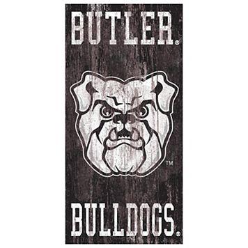 Butler Bulldogs Heritage Logo Wall Sign