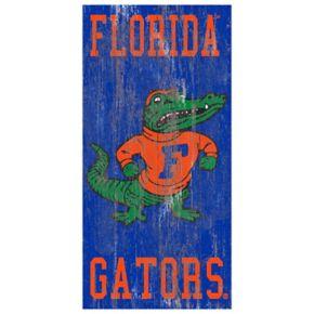 Florida Gators Heritage Logo Wall Sign