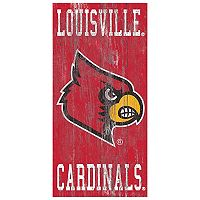 Louisville Cardinals Heritage Logo Wall Sign