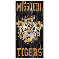 Missouri Tigers Heritage Logo Wall Sign