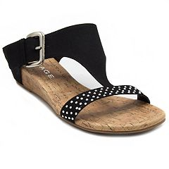 Rampage Sheryl Women's Wedge Sandals