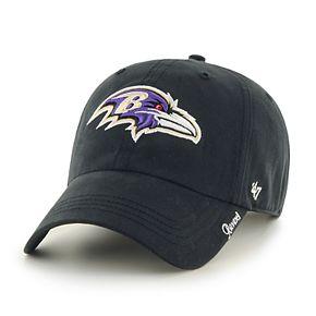 Women's NFL Baltimore Ravens '47 Miata Clean Up Hat