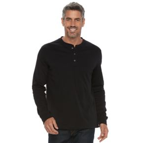 Men's Croft & Barrow® Classic-Fit Easy-Care Henley