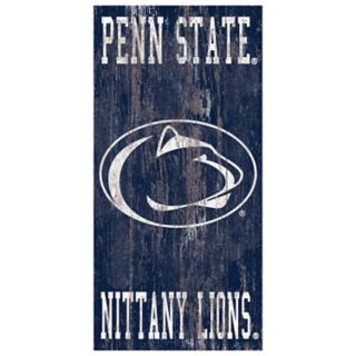 Penn State Nittany Lions Heritage Logo Wall Sign
