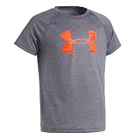 Toddler Boy Under Armour Oversized Logo Graphic Tee