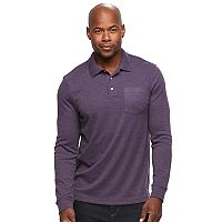 Men's Croft & Barrow® Classic-Fit Stretch Interlock Polo